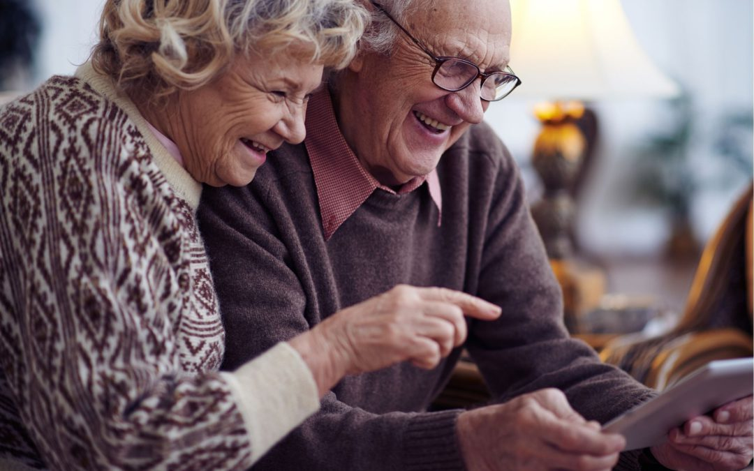 Using Technology to Help the Elderly